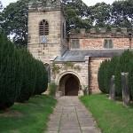 Croft-on-tees: il villaggio, il parroco e lo scrittore