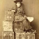 Alexandra 'Xie' Kitchin: la prima musa di Lewis Carroll
