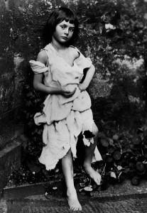 Alice mendicante