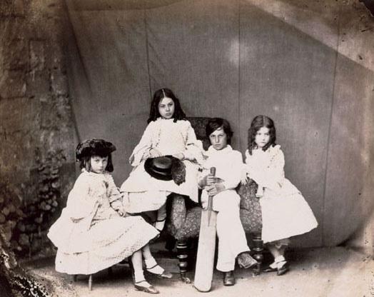 Fratelli e sorelle Liddle (1860)