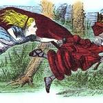 Corri più veloce: l'influenza della Regina Rossa