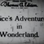 1910: Alice conquista gli schermi americani